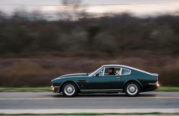 Car Porn: 1987 Aston Martin V8 Vantage 'X-Pack'