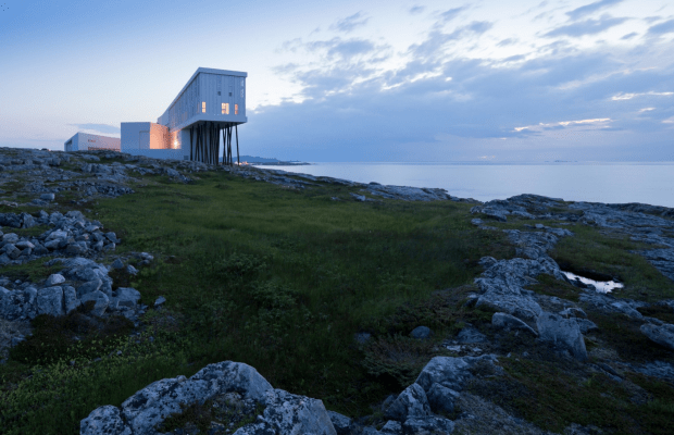 This Luxurious Hotel In The Middle Of Nowhere Is A Must Visit