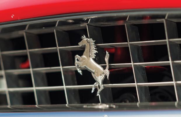 Car Porn: 1965 Ferrari 330 GT 2+2 Series 1