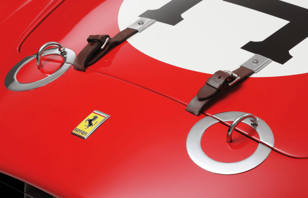 Car Porn: A $10.7 Million 1953 Ferrari 340/375 MM Berlinetta 'Competizione'