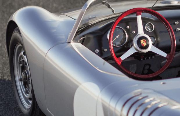 Car Porn: 1961 Porsche 718 RS 61 Spyder