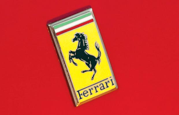 Car Porn: 1968 Ferrari 330 GTC By Pininfarina