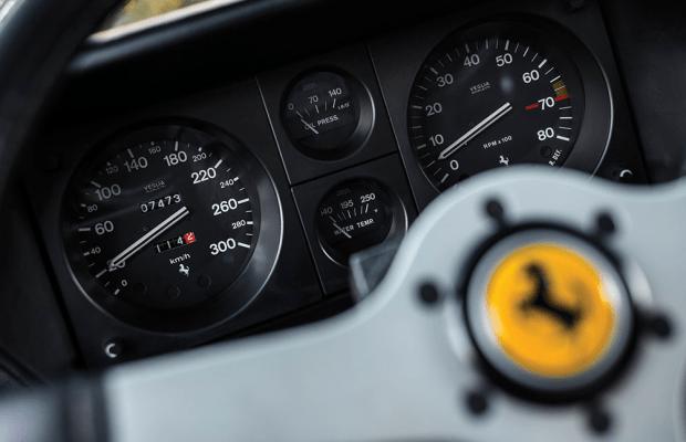 Car Porn: 1972 Ferrari 365 GTC/4 By Pininfarina