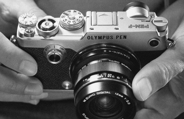 Olympus PEN F Is The Retro-Style Camera You've Been Dreaming Of