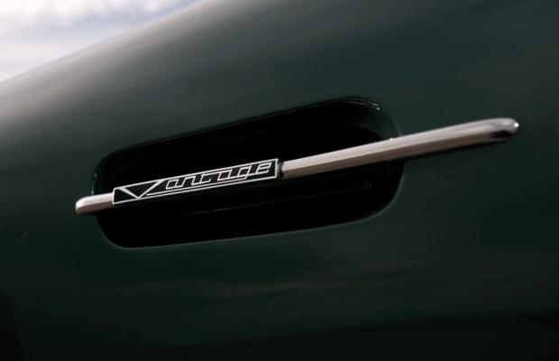 Car Porn: 1970 Aston Martin DB6 Mk II Vantage