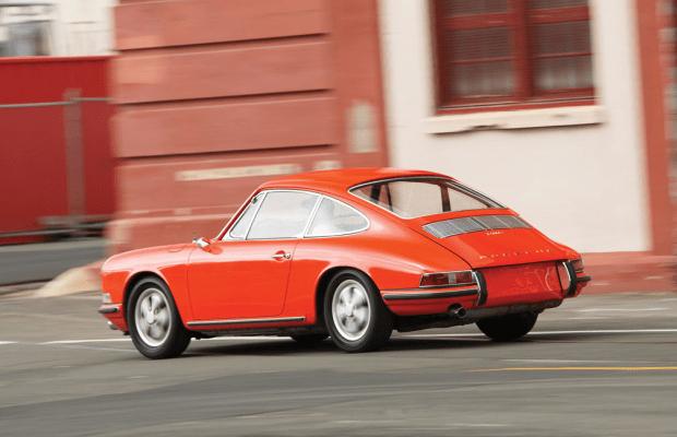 Car Porn: 1967 Porsche 911 S Coupe By Reutter
