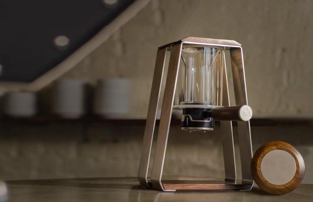 Meet the World's Sexiest Coffee Maker