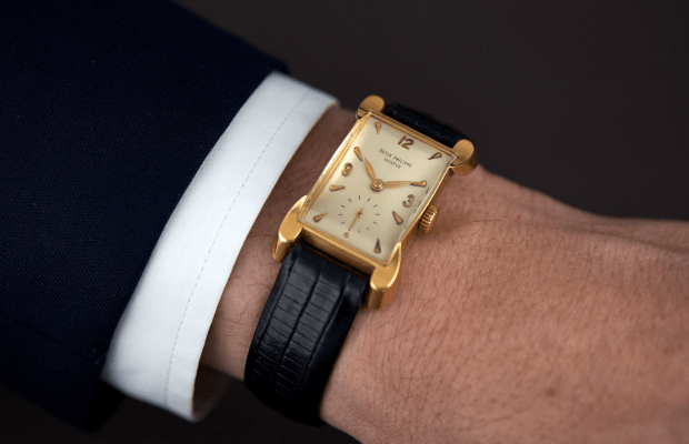 Andy Warhol's Patek Philippe Is For Sale