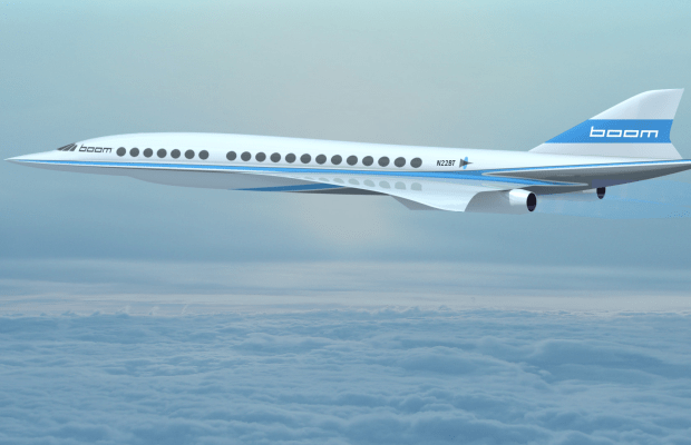 This Supersonic Airline Is About To Change The Way You Travel