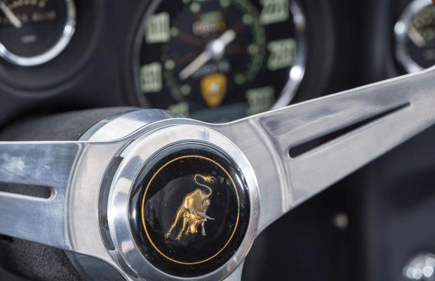 Car Porn: 1966 Lamborghini 350 GT by Touring