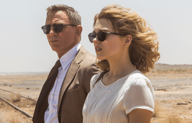 James Bond's 'Spectre' Sunglasses Are What You Should Be Wearing This Summer