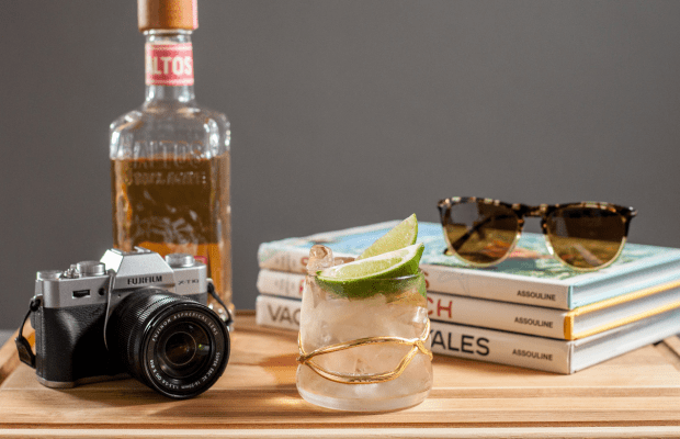 Upgrade Your Tequila Game With The Dead-Simple Airows Margarita