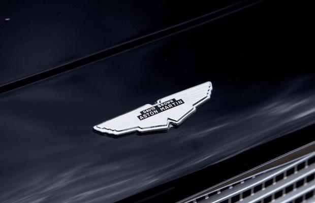 Car Porn: 1961 Aston Martin DB4 Series 2 Sports Saloon