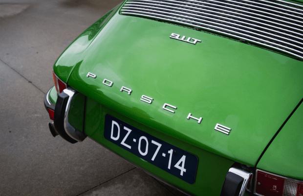 Car Porn: 1971 Porsche 911 T