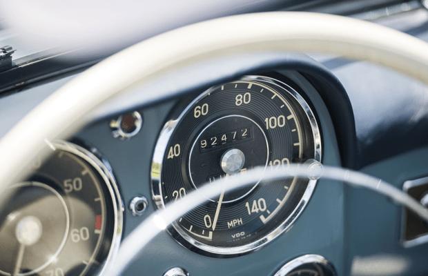 Car Porn: 1957 Mercedes-Benz 190 SL