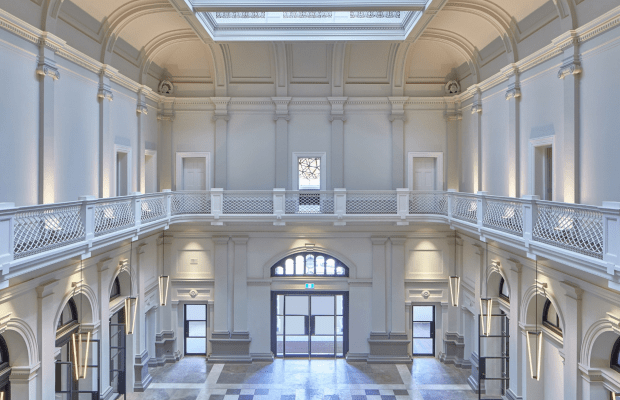 This Abandoned Gov't Building Turned Hotel Is Beyond Gorgeous