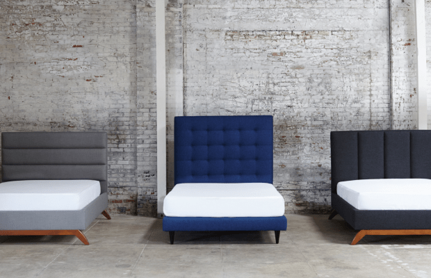3 Stylish Mid-Century Beds That Will Upgrade Any Bachelor Bad