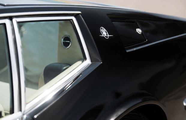 This 1972 Maserati Ghibli SS Is Like A Classy Batmobile