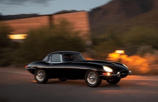 Black Cat: This 1966 Jaguar E-Type Roadster Is Automotive Ecstasy