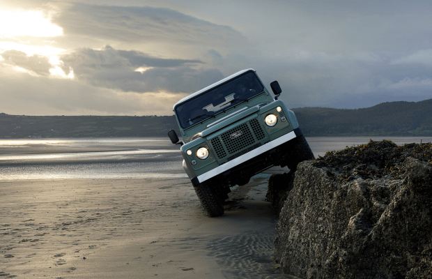 11 Things About The Land Rover Defender You Probably Didn't Know