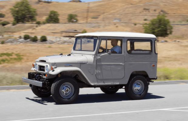 This 1968 Toyota Land Cruiser FJ40 = Adventuremobile Jackpot