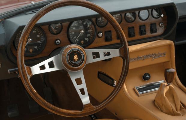 Car Porn: 1969 Lamborghini Islero S