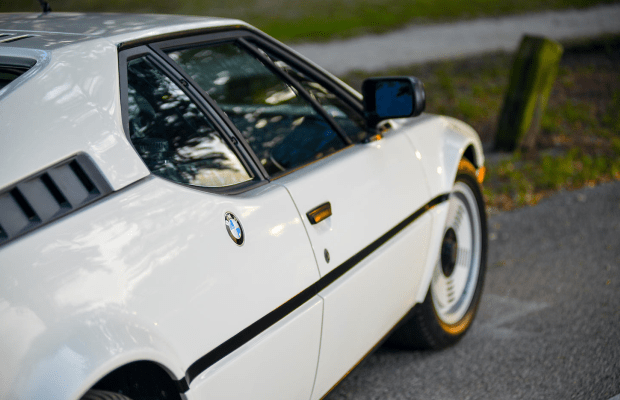 17 Photos Of A Seriously Stunning 1981 BMW M1