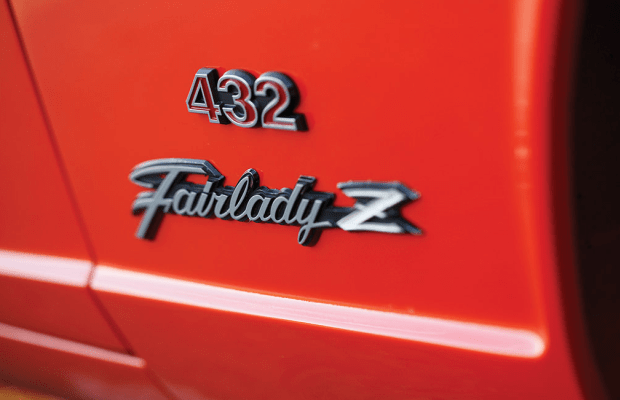 This Rare 1970 Nissan Fairlady Z 432 Just Hit the Market