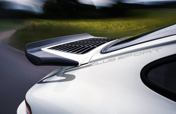 The Wildest Spoilers and Rear Wings in Porsche History