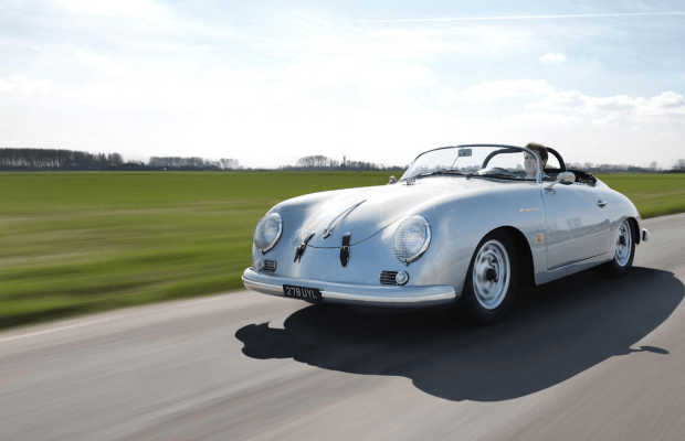 This 1958 Porsche 356 Speedster Is Car Porn at Its Finest