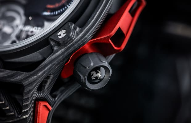 Ferrari Celebrates Its 70th Anniversary With High-Class Hublot Chronograph