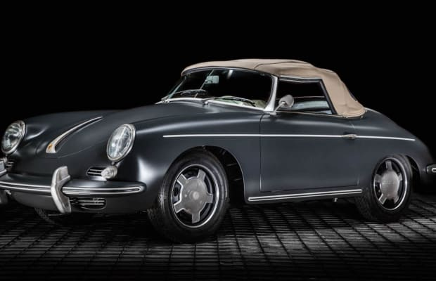Could This Customized Porsche 356 Be Any More Perfect?