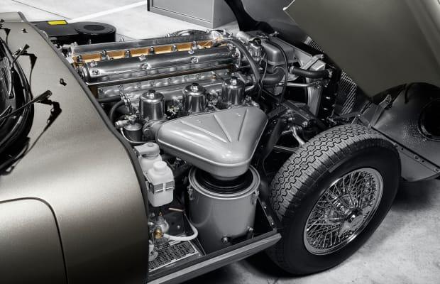 Jaguar Is Bringing Back the Original E-Type for Limited Run