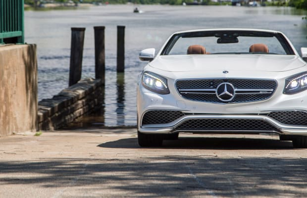 A Dream Drive With Mercedes-AMG's Understated Speed Demon