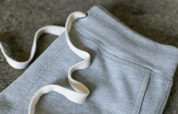 Kick Back Better With These Tapered Not Tight Sweatpants