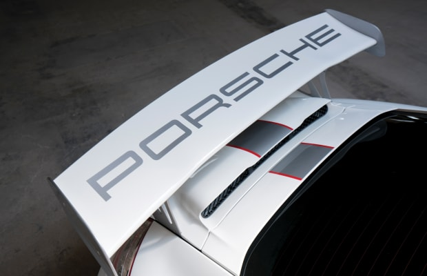This Sizzling Porsche 911 GT3 RS 4.0 Is Looking for a New Home