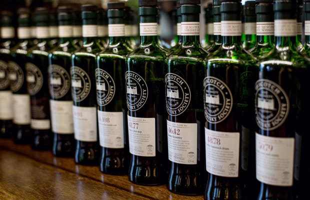 This Club Gives You Exclusive Access to Some of the World's Best Whisky
