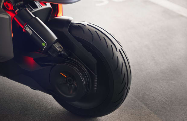 BMW's Cutting Edge Scooter Is Straight Out of 'Tron'