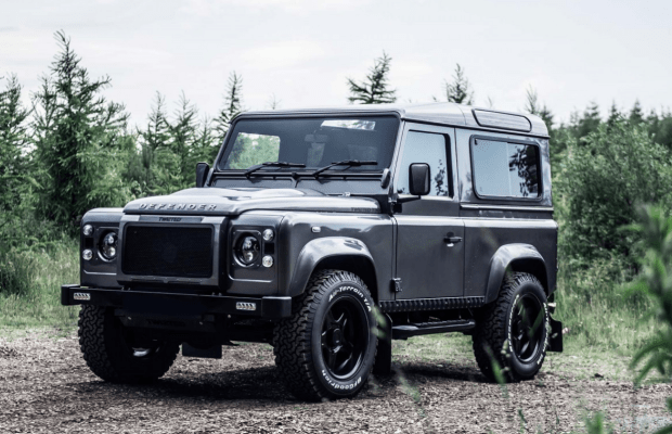 A Custom Land Rover Defender That's Practical, Affordable, and Not Too Good to Be True