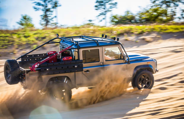 This Made-to-Order Custom Defender Is an Absolute Beast