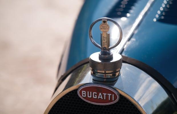 Car Porn: 1925 Bugatti Type 35C Grand Prix