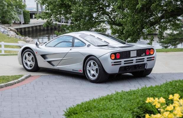 The First Street Legal U.S. McLaren F1 Is Currently For Sale