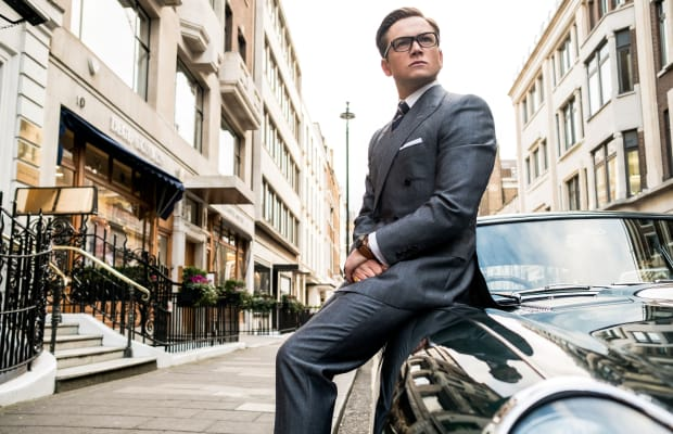 The 'Kingsman: The Golden Circle' Character Posters are UnsurprisinglyAwesome