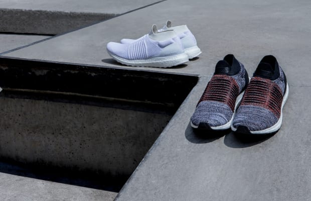 adidas' First Laceless High-Performance Running Shoe Has Arrived
