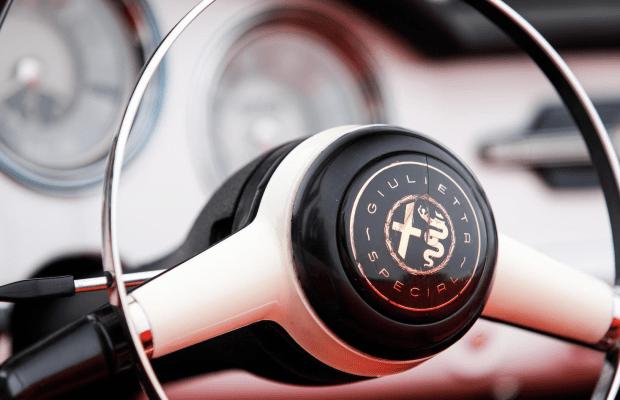 Car Porn: 1959 Alfa Romeo Giulietta Spider Veloce