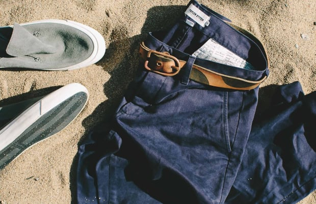 Crush Fall Style With These 'Bombproof' Chinos