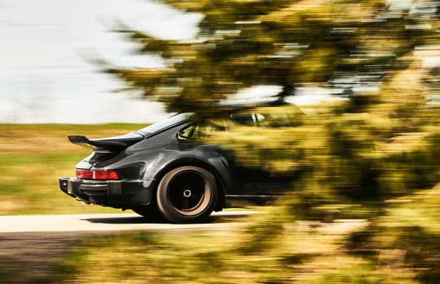 A Drool-Worthy Display of Rare Classic Porsches