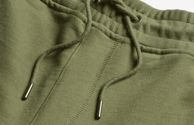 The French Terry Sweatpants That Look as Good as They Feel
