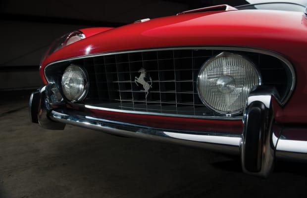 Car Porn: 1959 Ferrari 250 GT LWB California Spider