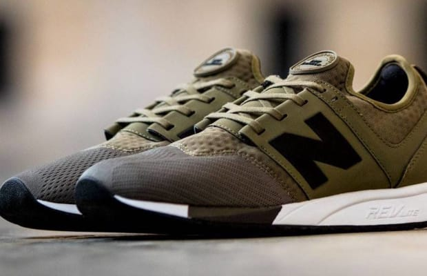 10 Impeccably Cool New Balance Sneakers